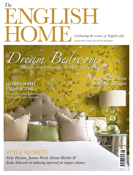 The English Home July 02, 2015 00:00