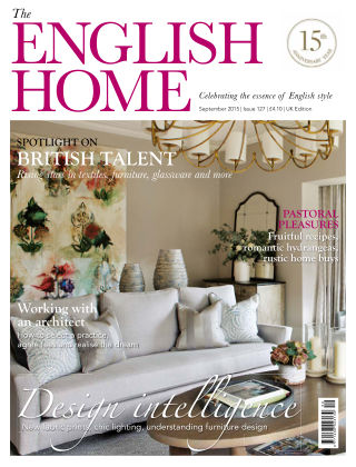 The English Home September 2015