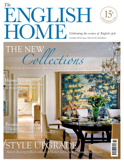 The English Home September 03, 2015 00:00
