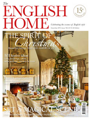 The English Home December 2015
