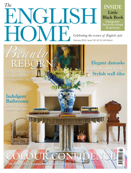 The English Home December 30, 2015 00:00