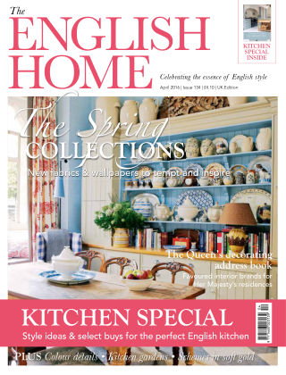 The English Home April 2016