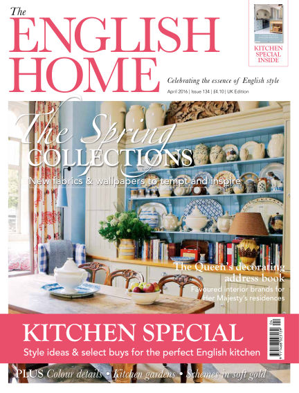 The English Home March 02, 2016 00:00