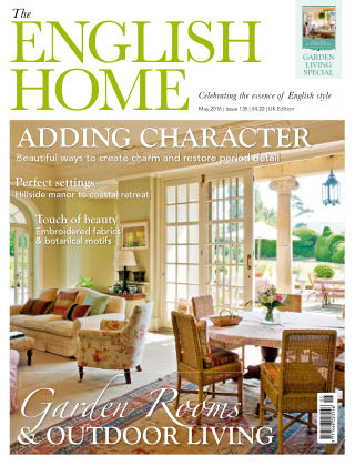 The English Home May 2016