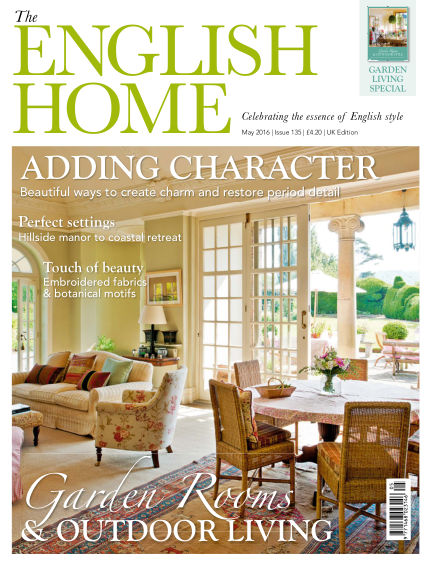 The English Home April 06, 2016 00:00