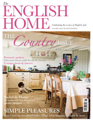 The English Home June 2016