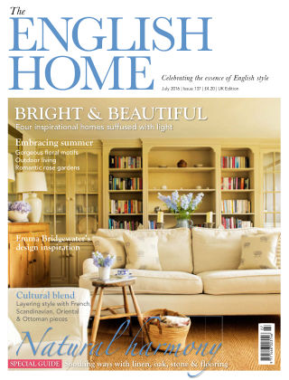 The English Home July 2016