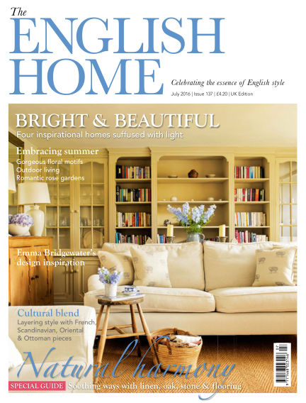 The English Home June 01, 2016 00:00