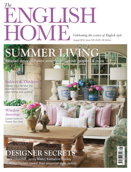 The English Home July 06, 2016 00:00