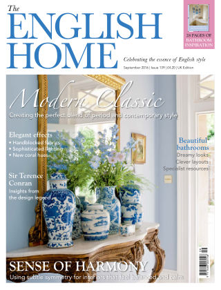 The English Home September 2016