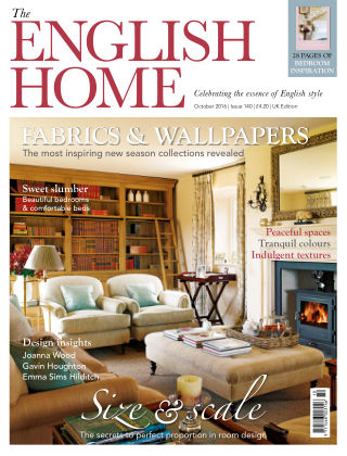 The English Home October 2016