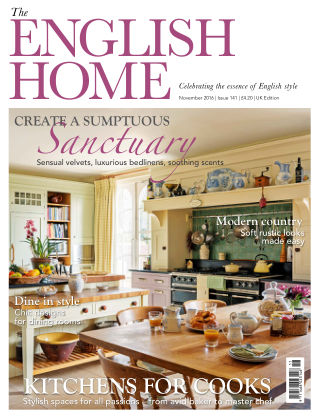 The English Home November 2016