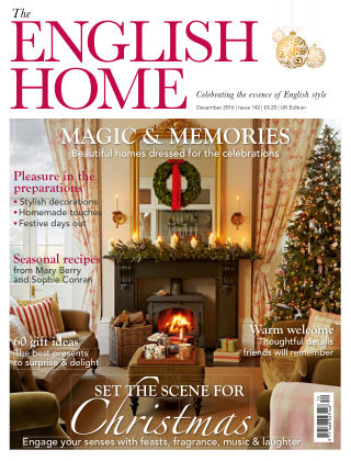 The English Home December 2016