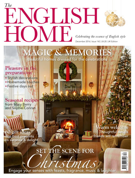 The English Home November 02, 2016 00:00
