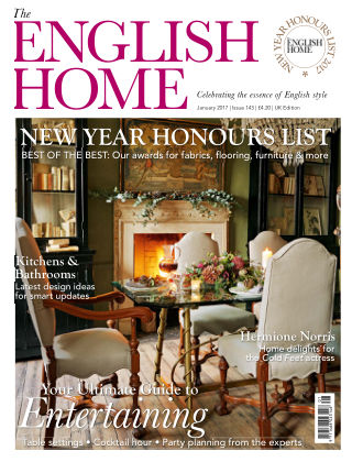 The English Home January 2017