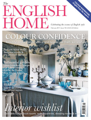 The English Home February 2017