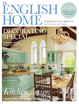 The English Home March 2017