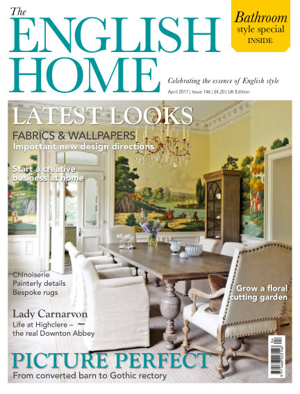 The English Home March 01, 2017 00:00