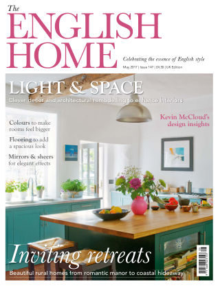 The English Home May 2017
