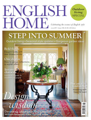 The English Home June 2017