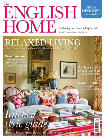 The English Home June 07, 2017 00:00