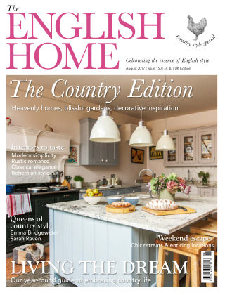 The English Home August 2017