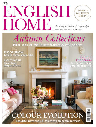The English Home October 2017