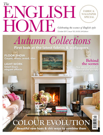 The English Home September 06, 2017 00:00