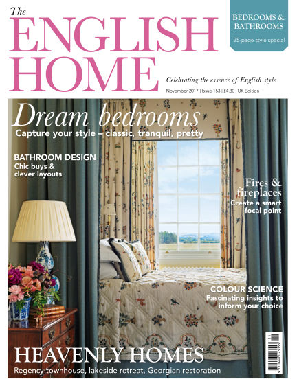 The English Home October 04, 2017 00:00