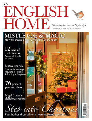 The English Home December 2017