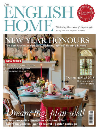 The English Home January 2018