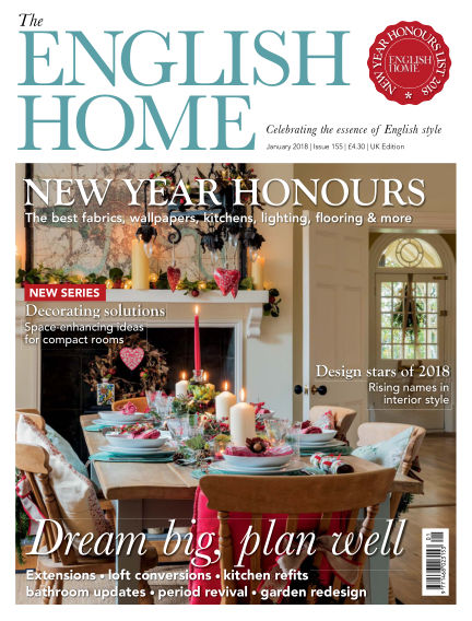 The English Home December 06, 2017 00:00