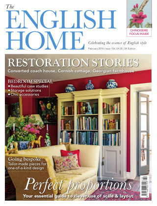 The English Home February 2018