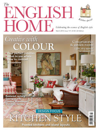 The English Home March 2018