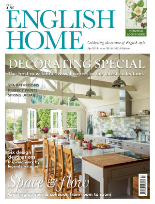 The English Home April 2018