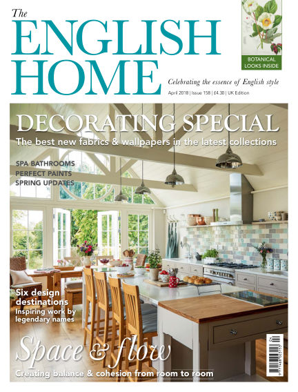 The English Home March 07, 2018 00:00