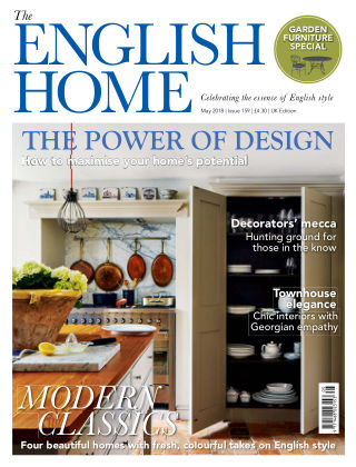The English Home May 2018
