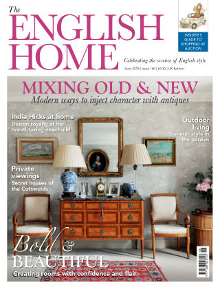 The English Home June 2018