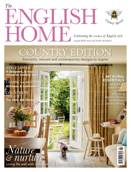 The English Home July 04, 2018 00:00