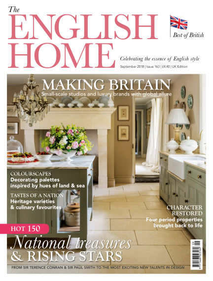 The English Home August 08, 2018 00:00