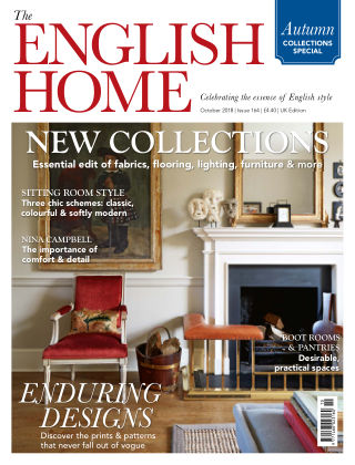 The English Home October 2018