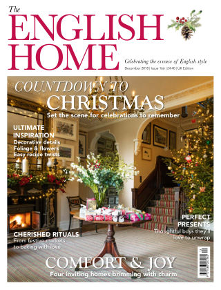The English Home December 2018