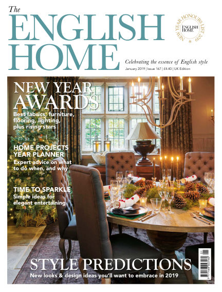 The English Home December 05, 2018 00:00
