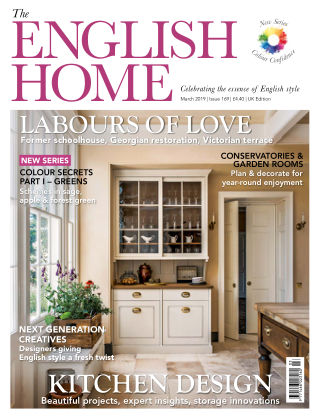 The English Home March 2019