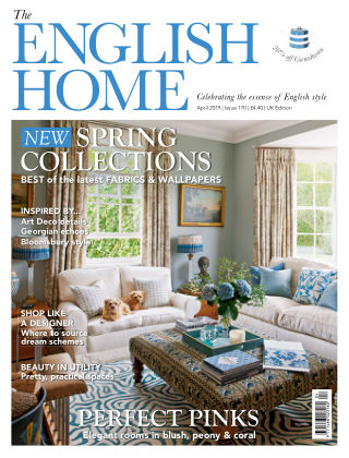 The English Home April 2019