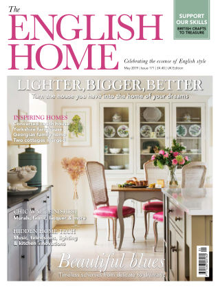 The English Home May 2019