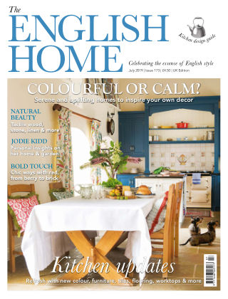 The English Home July 2019