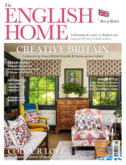 The English Home August 07, 2019 00:00