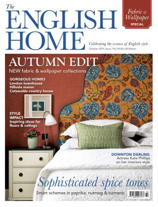 The English Home October 2019