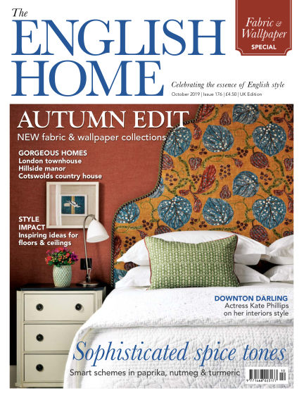 The English Home September 04, 2019 00:00